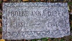Phoebe Anna <i>Johnston</i> Duffy