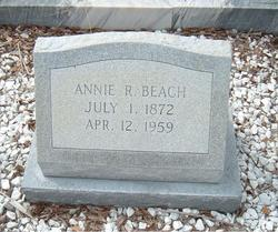 Annie <i>Randolph</i> Beach