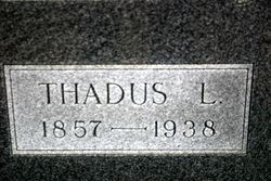 Thadeus Leroy Braley