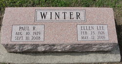 Ellen Lee Shonkwiler <i>Cripe</i> Winter
