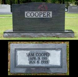 Samuel Sam Cooper