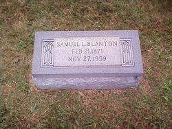 Samuel Lawrence Blanton