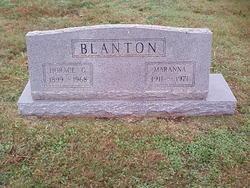 Horace G. Blanton