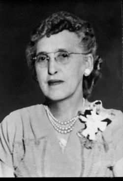 Emma Irene <i>Hoosier</i> Aikins