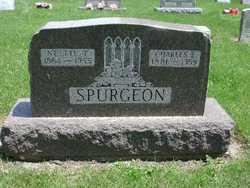 Nellie Frances <i>Fry</i> Spurgeon