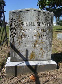 Annie M Dishman