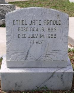 Ethel Jane <i>Ball</i> Arnold