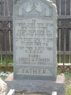 Rabbi Louis Cohen