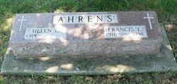 Francis Edward Boom Ahrens
