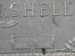 Freida M Battershell