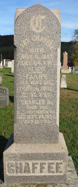 Charles A Chaffee