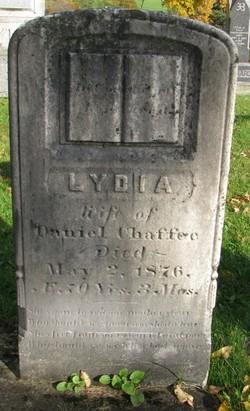 Lydia <i>Arnold</i> Chaffee