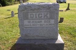 Hezekiah H Dick