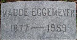 Maude <i>Kaufman</i> Eggemeyer