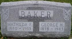 George Herbert Baker