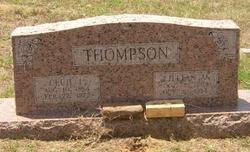 Cecil L Thompson