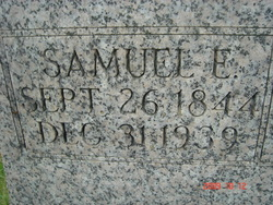 Samuel Evan Antram