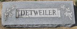 Mary C <i>Grant</i> Detweiler