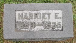 Harriet E <i>Mahaffey</i> Ellis