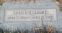 Luella Eloise <i>Smith</i> Adams