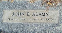 John Benjamin Adams