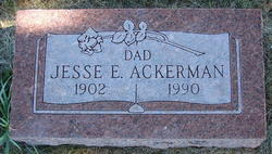Jesse E Ackerman