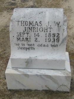 Thomas Jesse William Jinright