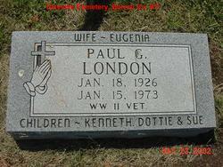 Paul Garrin London