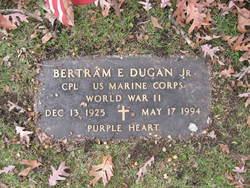 Bertram E Dugan, Jr