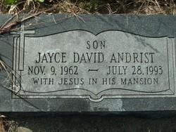 Jayce David JD Andrist