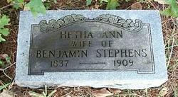 Hetha Ann <i>Brady</i> Stephens