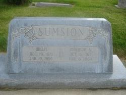 Phoebe Malinda <i>Singleton</i> Sumsion