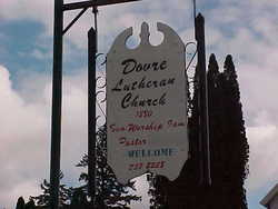 Dovre Lutheran Cemetery