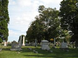 Pavilion Cemetery