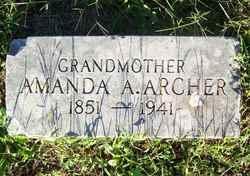 Amanda Ann <i>Stephenson</i> Archer