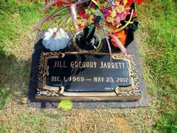 Jill <i>Gregory</i> Jarrett