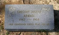 Gregory Joseph Ahmadi