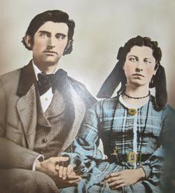 Eliza Ann <i>Quiner</i> Ingalls