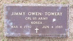 Jimmy Owen Towery