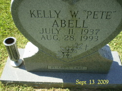 Kelly W. Pete Abell