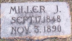 Miller J. Barber