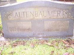 Edward Erastus Altenbaumer