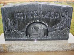 Lorenzo Snow Hunsaker