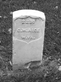Pvt George W Alge