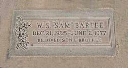 William Samuel Sam Bartee, Jr