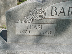 Pearl <i>Knolle</i> Baring