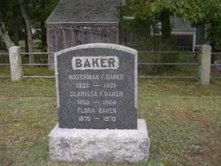 Waterman Francis Baker