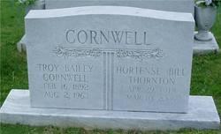 Troy Bailey Cornwell