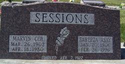 Sarepta <i>Asay</i> Sessions