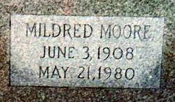 Mildred <i>Moore</i> Rumpel